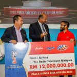 AirAsia sponsors RTM for World Cup