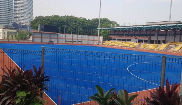 KL Hockey Stadium Pantai