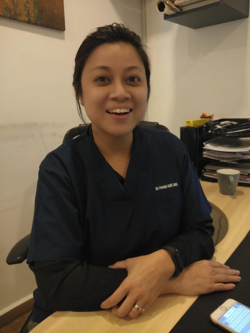Dr Phang Sue Ling