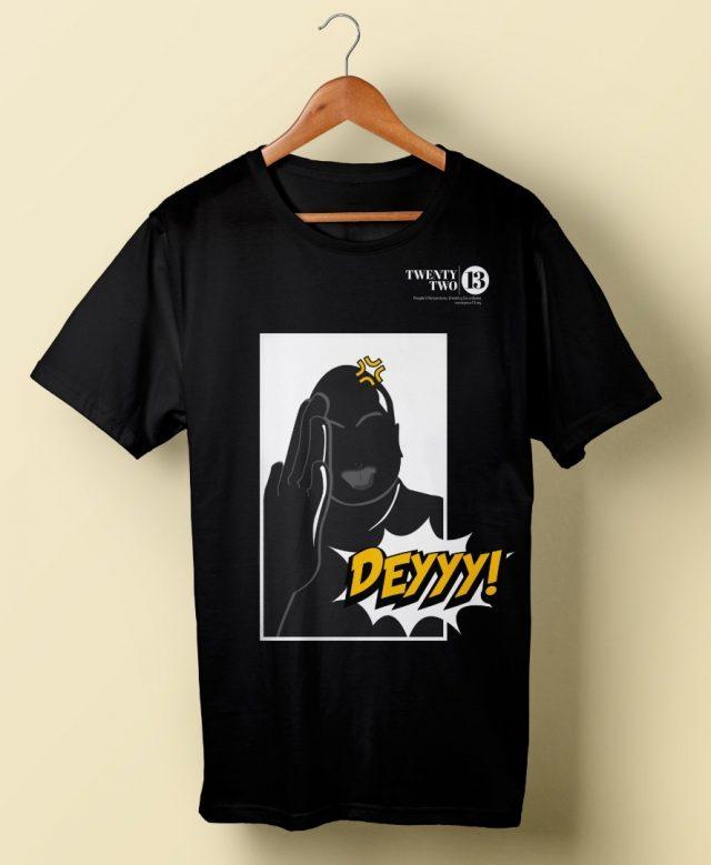 Deyyy t-shirt