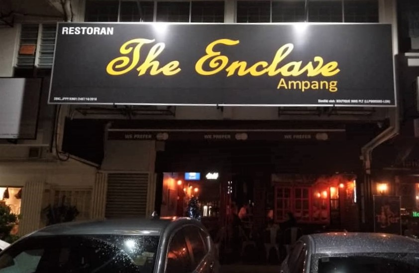 The Enclave, Ampang